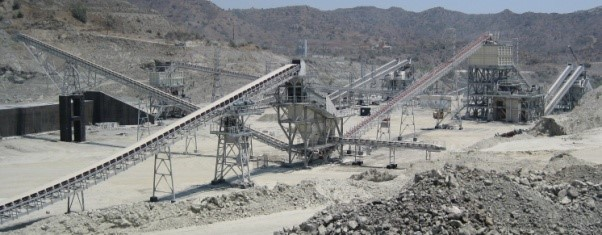 Cyprus - quarry