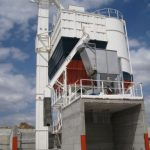 Ramla major dry batch tower batching plant 2
