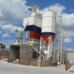 Ramla major dry batch tower batching plant 3
